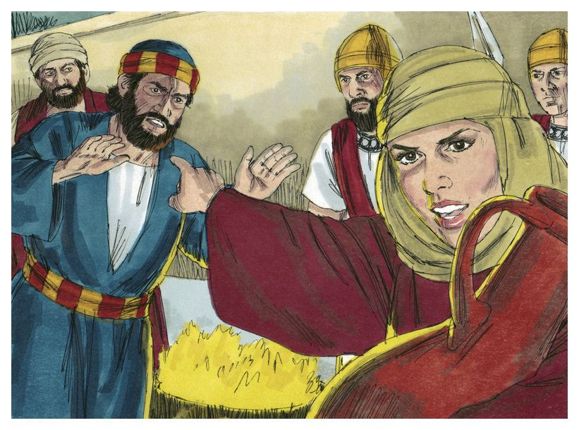 These are free Bible illustrations from Sweet Publishing