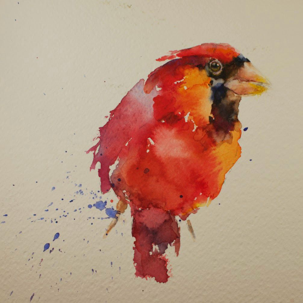 Sue ChurchGrant Daily Painting: Series Sketch #8