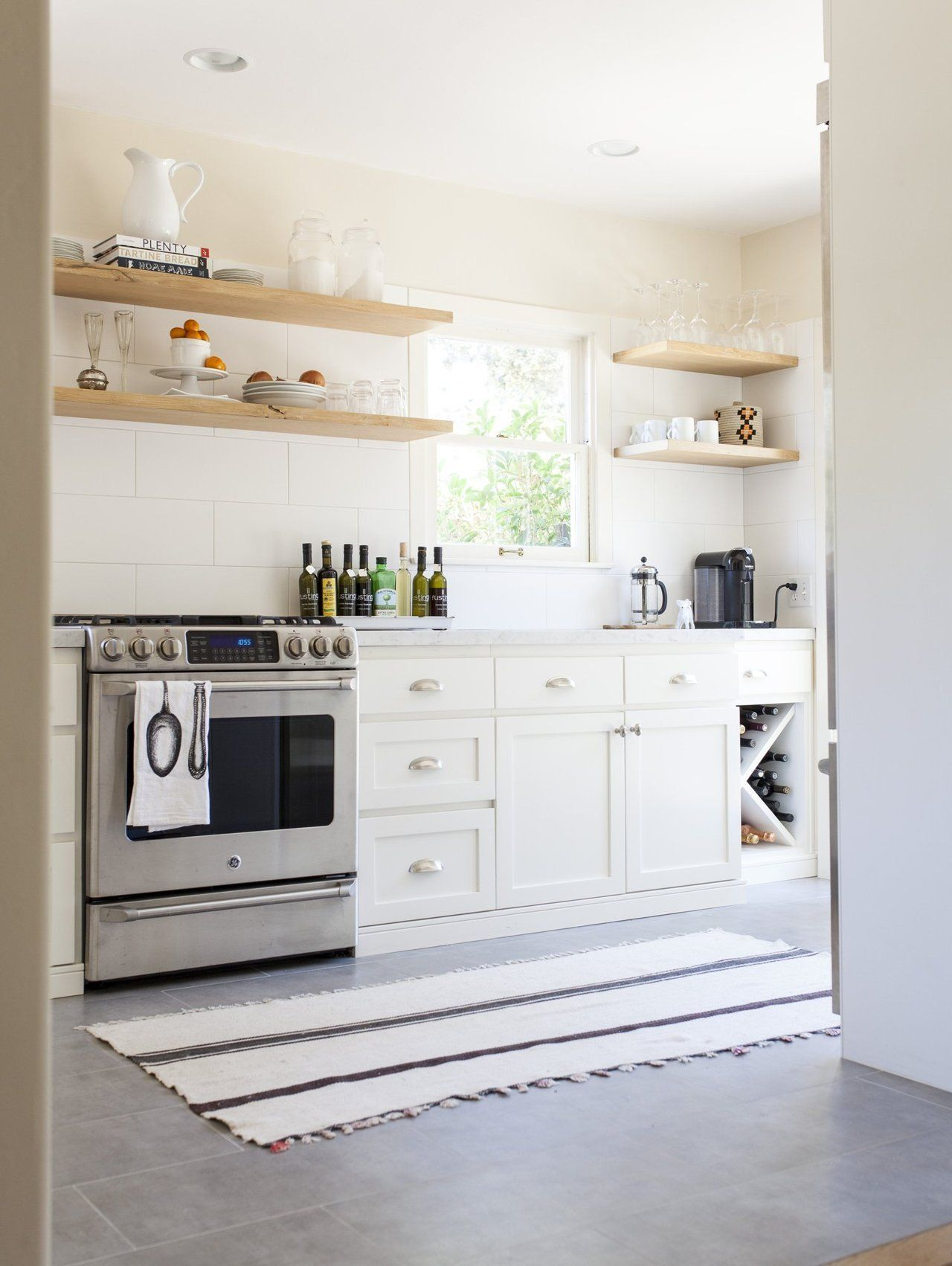 Samantha's Light, Bright Kitchen Remodel