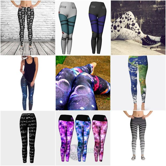 e7a5b9dda2a The Frugal Exerciser  Leggings For Science Nerds And Geeks