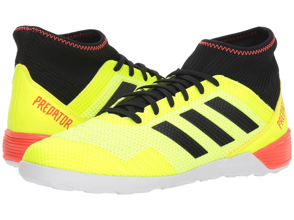 03ad94d3764 adidas Predator Tango 18.3 IN Men s Soccer Shoes Solar Yellow Black Solar  Red