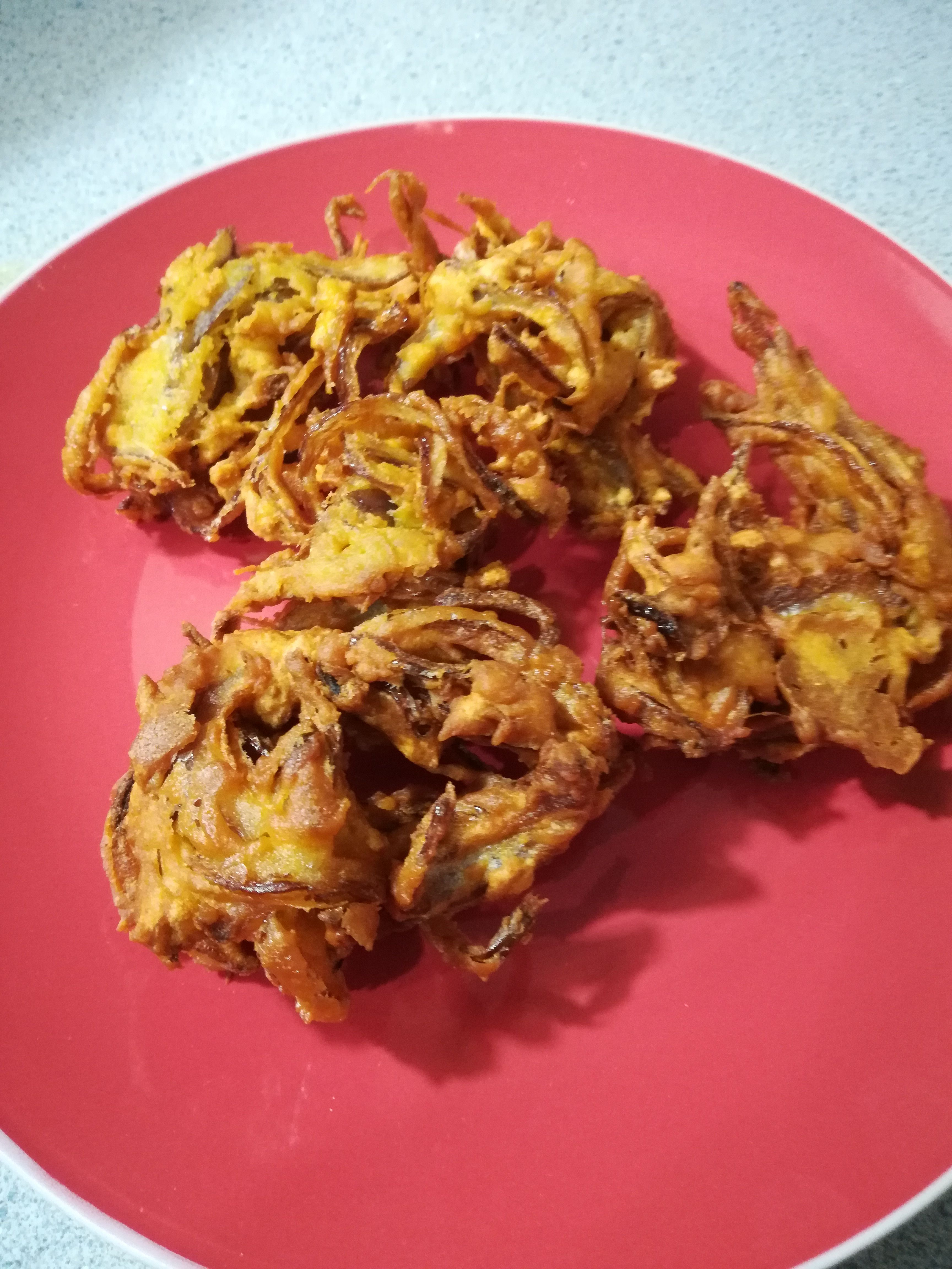Cuisine India Onion Fritters Cuisine India Serves 4 Ingredients Gram Flour