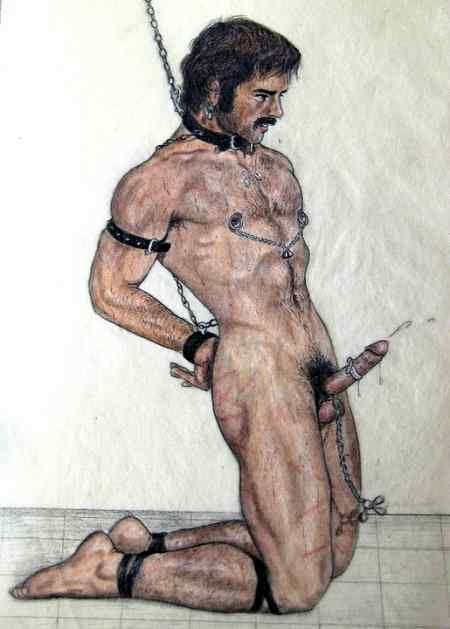 Nude Male Slaves