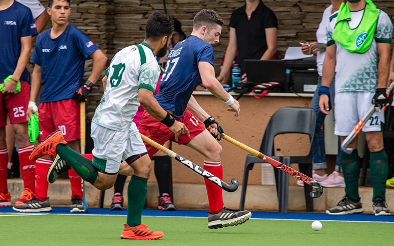 Following An Off Day The No 24 U S Men S National Team And No 14 South Africa Took The Pitch At Ashton International College In D In 2020 Usmnt South Africa Africa