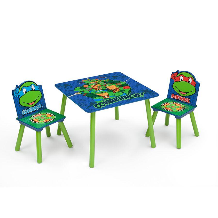 Ninja Turtle Chair Toys R Us Comfortable Rocking Teenage Mutant Turtles Table With 2 Chairs Australia
