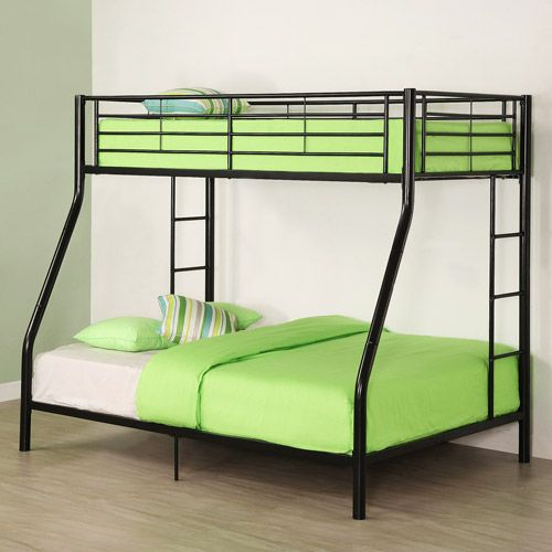 Twin Over Full Bunkbed Attached Dimensions 80 Quot W X 58