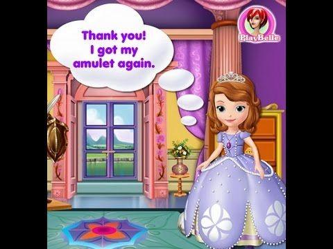 Juegos De La Princesa Sofia Disney Sofia Cambio De Imagen Del Castillo Princesa Sofía Princesas Disney