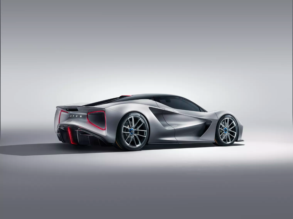 The Lotus Evija is a ludicrously powerful electric hypercar - The Verge