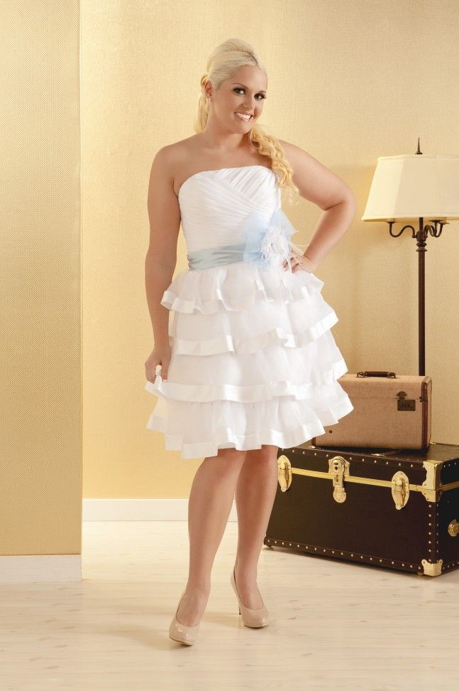 Wedding Dresses On Real Plus Size Brides Google Search Wedding