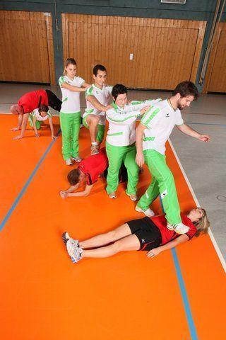 Gruppenspiele zum kennenlernen für kinder