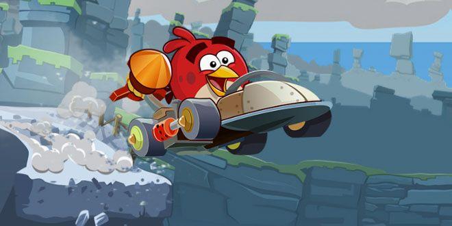 Descarga Gratis Angry Birds Go Para Tu Smartphone Http Www