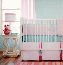 pink aqua nursery - Google Search