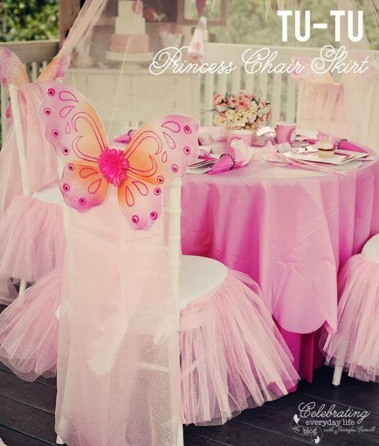 Sillas con tut cumplea os pinterest tut sillas y for Sillas para festejos
