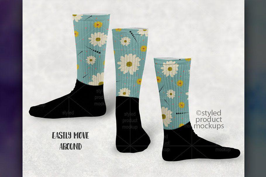 27 Socks Mockup Psd Templates For Cool Showcase Texty Cafe Mockup Mockup Psd Socks Packaging