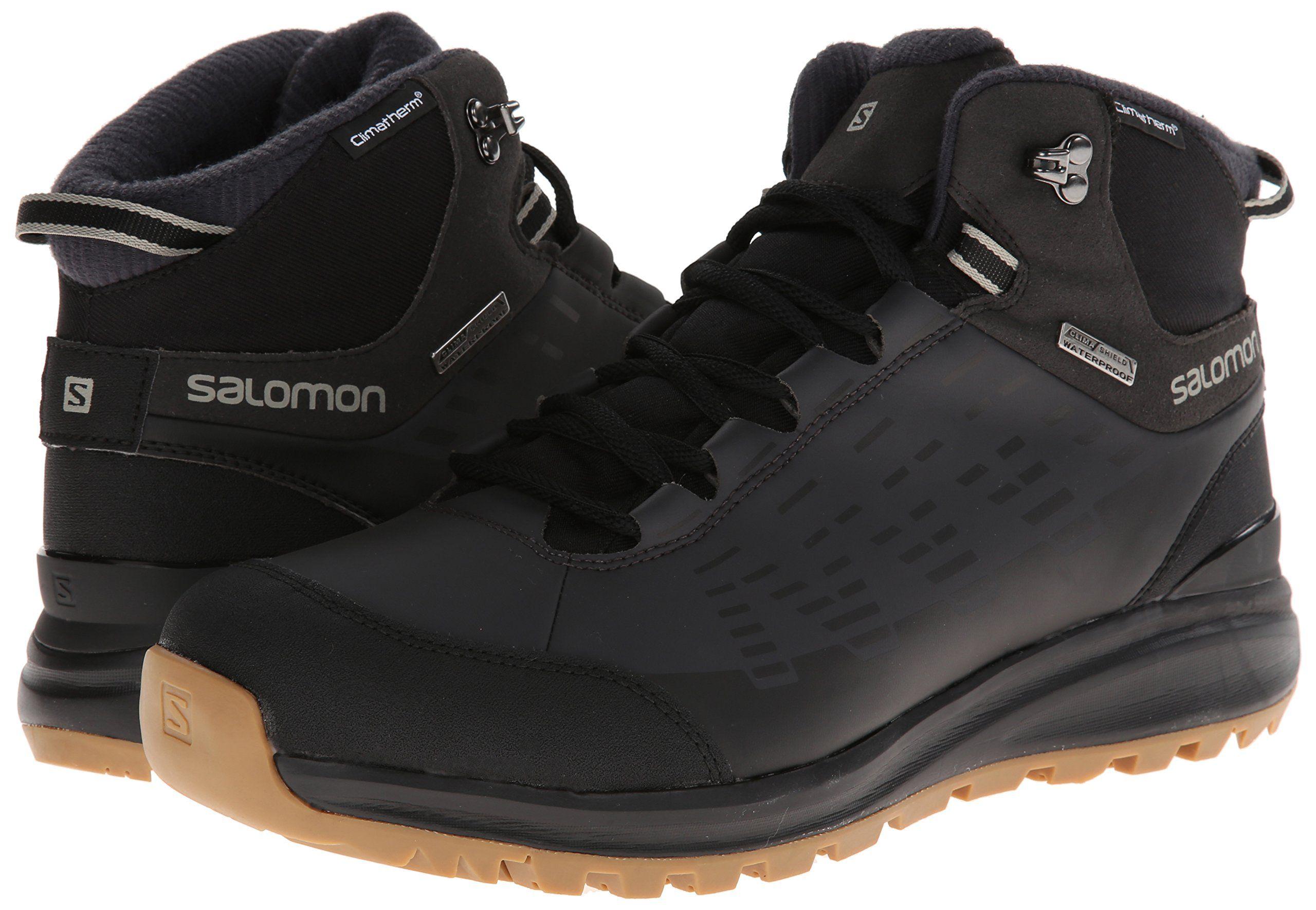 Salomon Men's Kaipo CS WP Winter Boot  