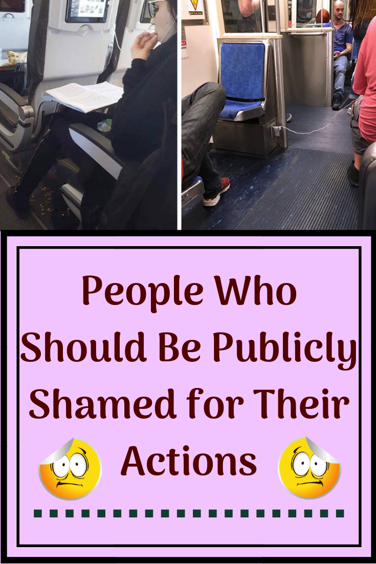 People who should be publicly shamed for their actions interesting facts funny jokes barrel