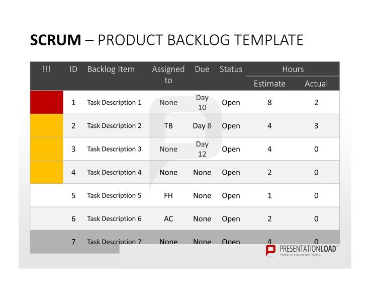 Scrum tool box you can also work with colors to highlight the scrum toolbox the scrum method enables all participants of product development to constantly communicate and exchange information pronofoot35fo Choice Image