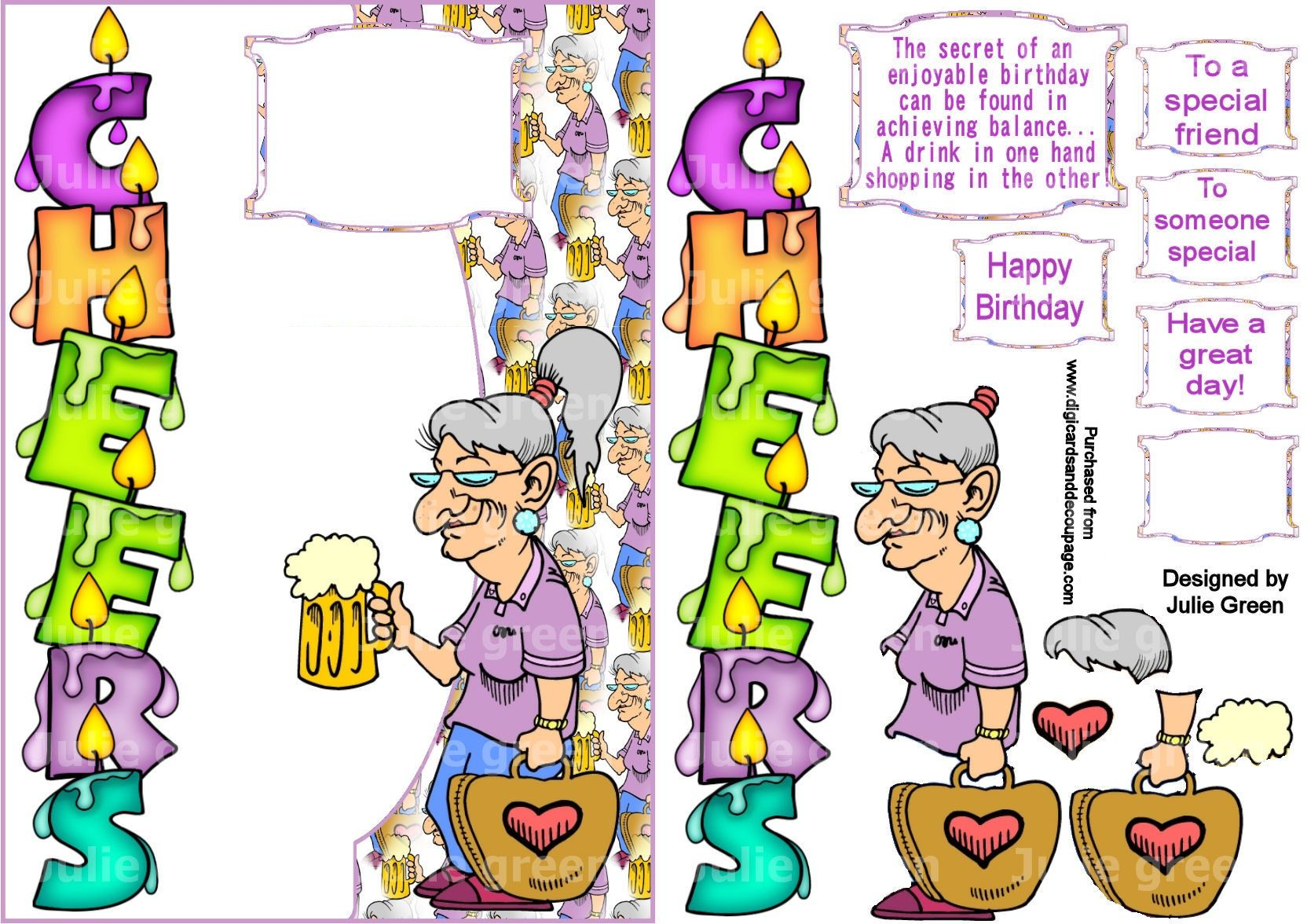 cheers its your birthday jpg 1664 1176 card templates