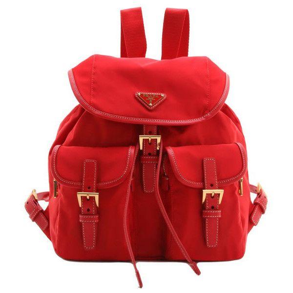Prada Backpack Purse