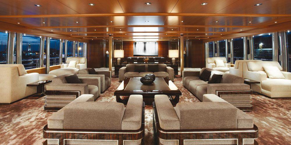 Showboat Design Award I Vincitori Yacht Interior Design Boat Interior Design Luxury Yacht Interior