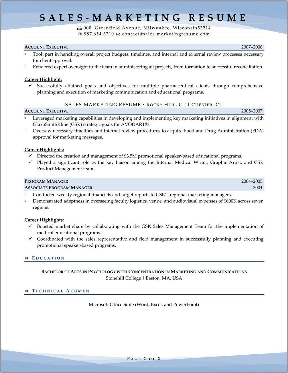 47+ accountant resume sample in 2020 Resume template