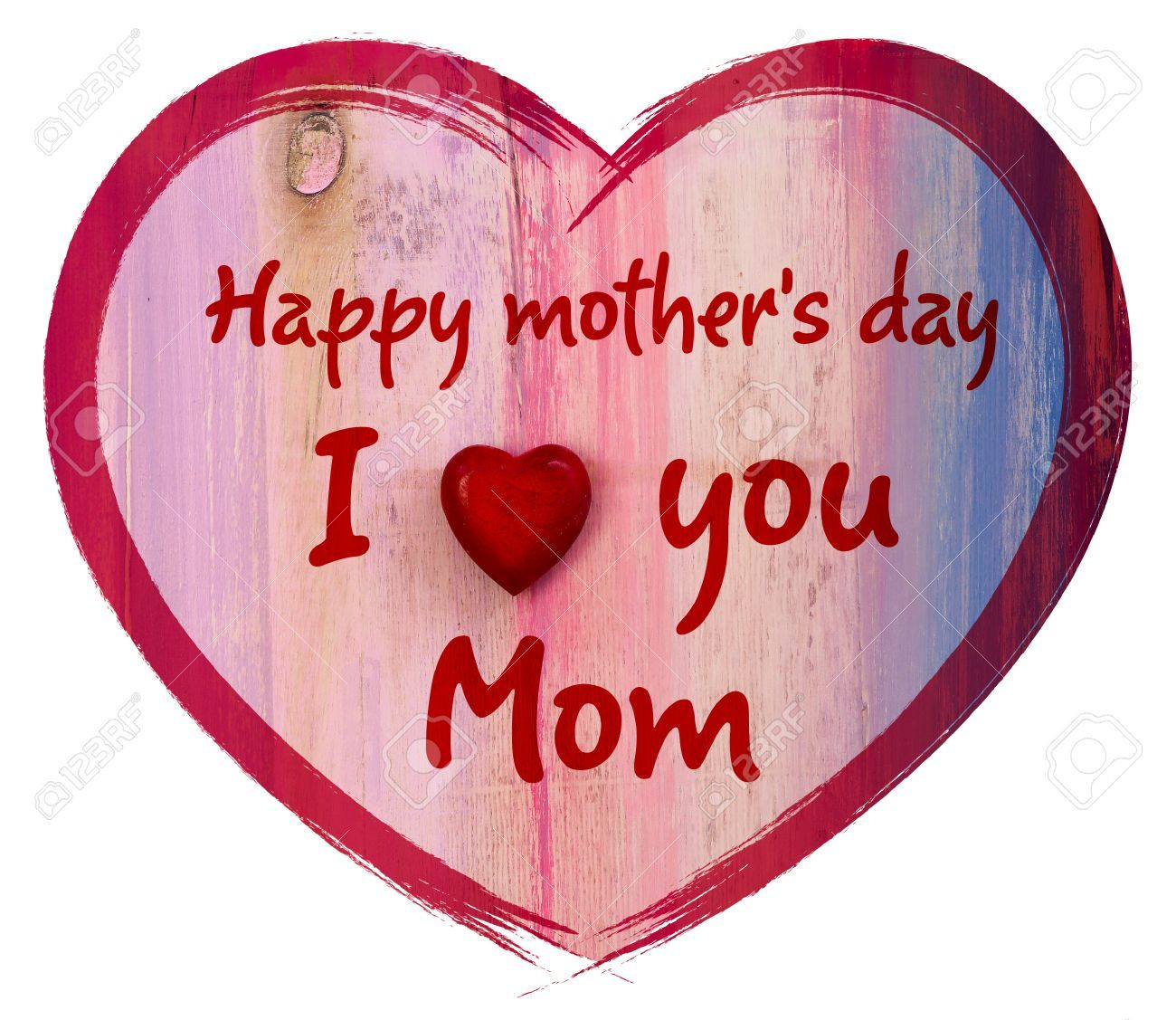 Mothers Day Heart Images Love You Mom I Love You Mom Happy Mothers Day Poem
