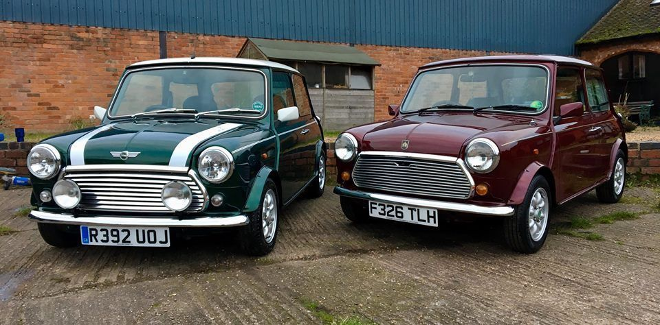 Ebay Austin Rover Mini Thirty 30 Low Miles Rare Early Production