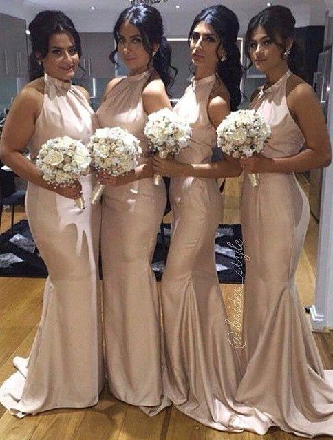 image019 | Bridesmaids Dress / Gowns | Pinterest | Satin, Mermaids ...