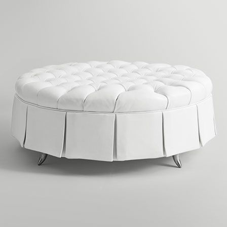 Isabella Wolfe | Products | Benches/Ottomans | Antoinette | Isabella ...