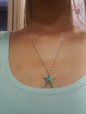 6839fdfe02d519 Turquoise Starfish Necklace - Passport Ocean | Inspiration ...