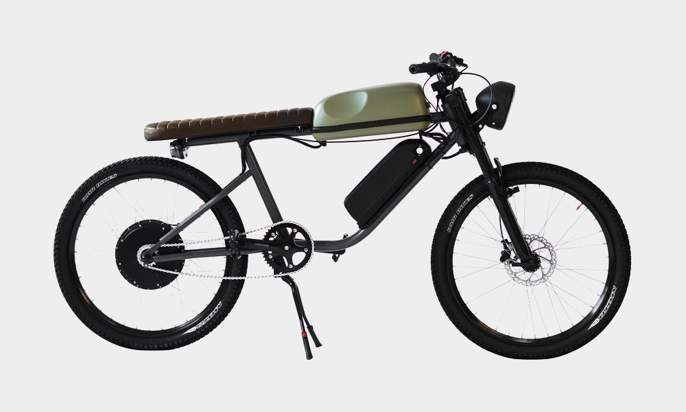 Tempus Titan R Electric Bike Electric Bicycle Electric Bike