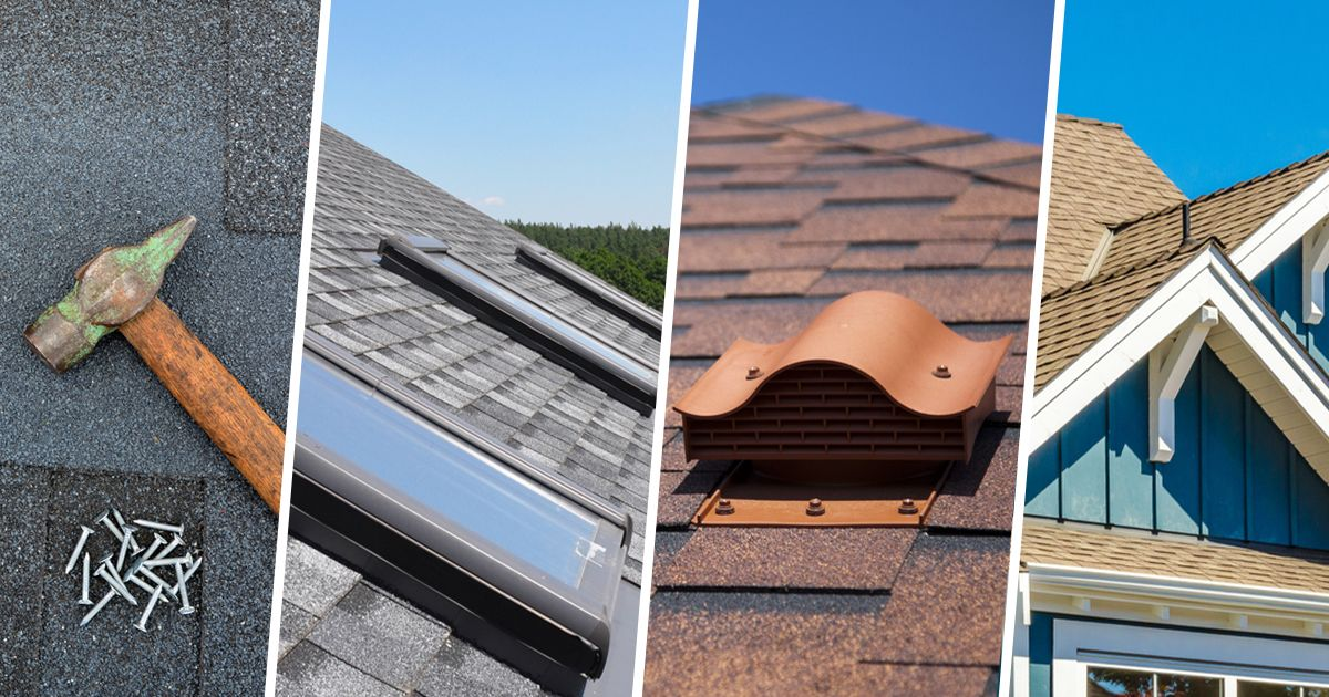 How Much Does It Cost To Install A New Roof In 2020 Roof Cost Roof Shingles Roof Colors