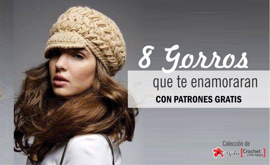 Lujoso Los Patrones De Crochet Libre Para Sombreros Del Vendedor De ...