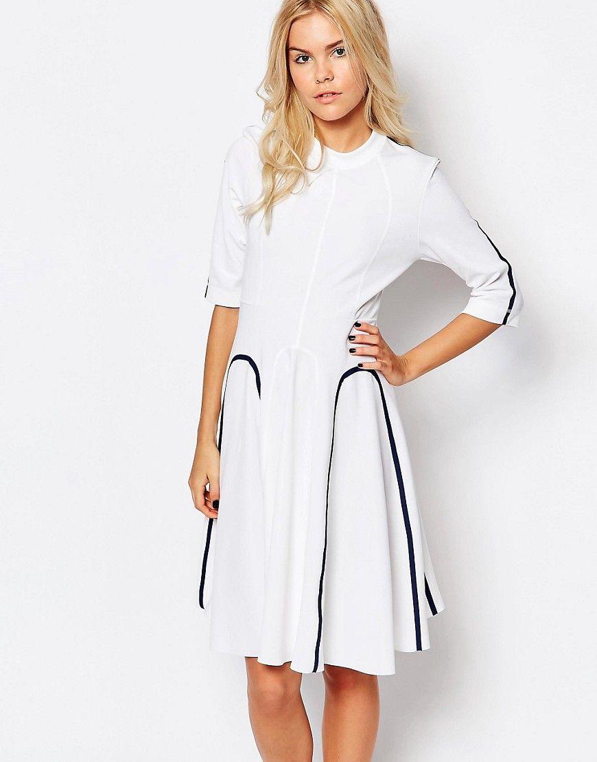 Seje Wood Wood Janis Dress Wood Wood Designer Brands til Damer til enhver anledning