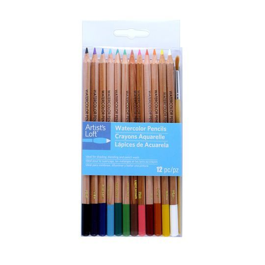 Watercolor Pencil Set By Artist S Loft Watercolor Pencils