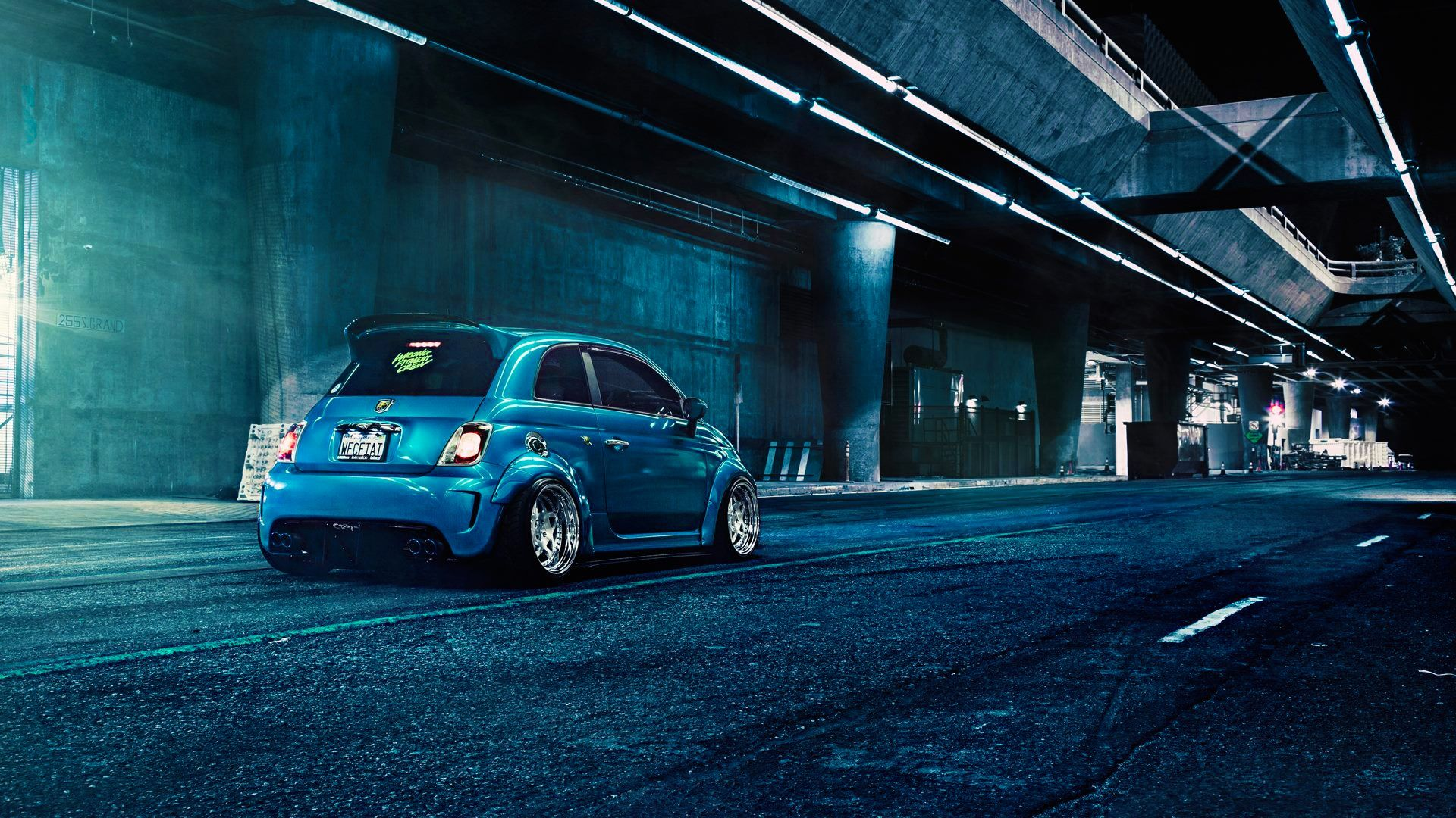 Fiat 500 Abarth Hd Car Wallpapers And Backgrounds