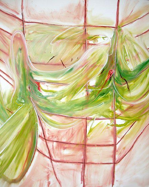 "dapintura: "" (via Daniel Hesidence - Untitled (post FARM Paintings) - Contemporary Art) """