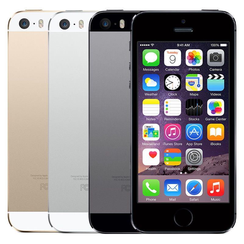 Apple iPhone 5s 16GB 32GB 64GB Smartphone Unlocked AT&T
