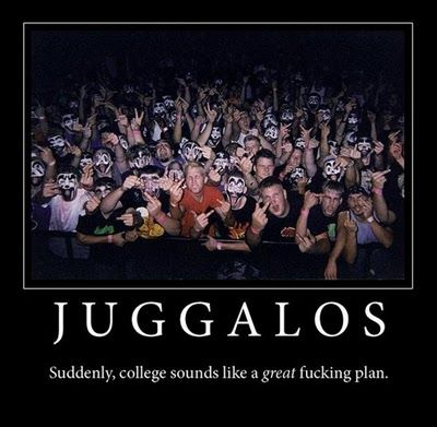 Woot woot juggalo