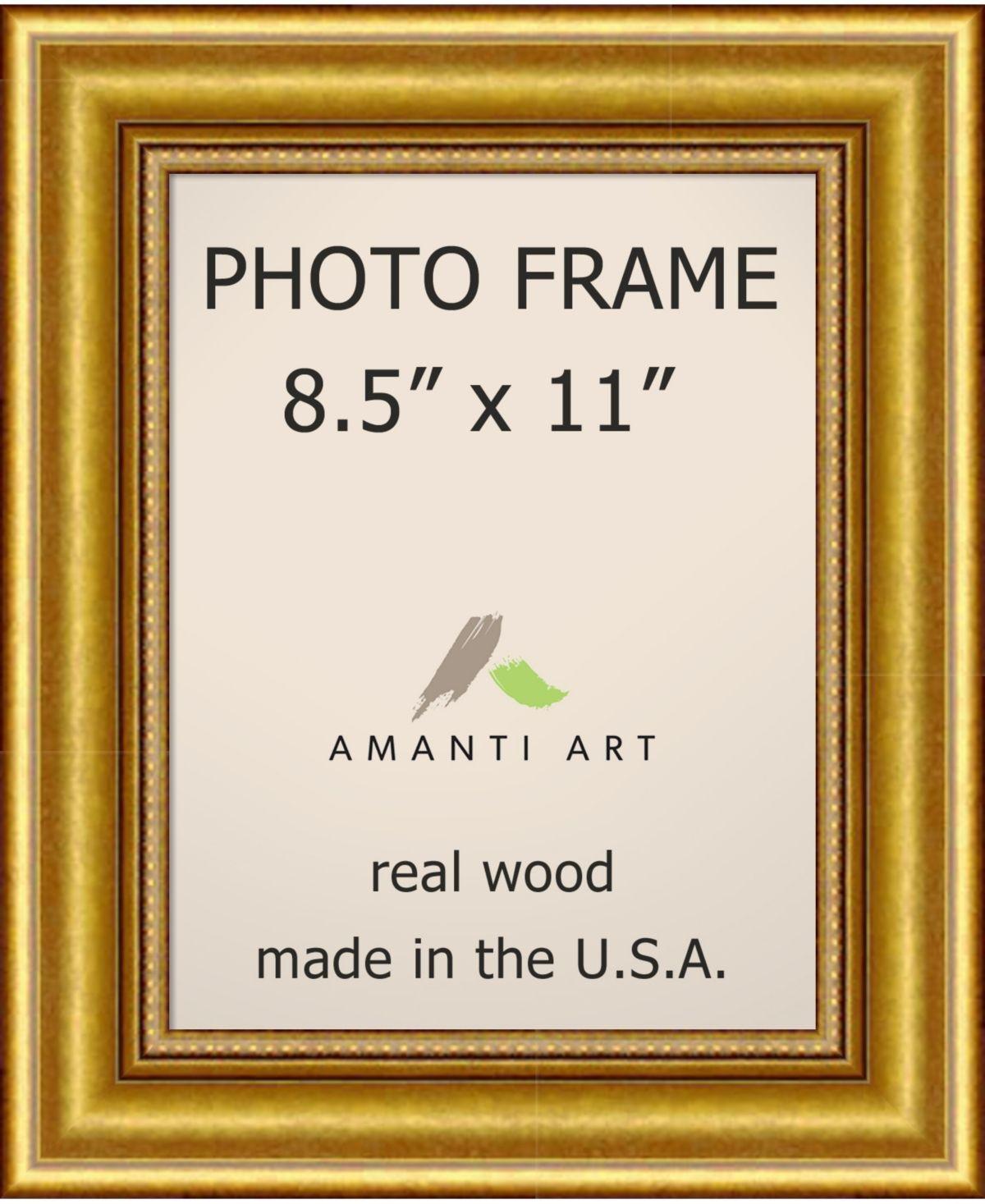Amanti Art Townhouse Gold 8 5 X 11 Opening Wall Picture Photo Frame Amanti Art Online Photo Frames