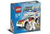 LEGO City: Doctor's Car by LEGO. $64.99. ages 5-12. LEGO City: Doctor's Car. 26 pieces. #7902. Like a hospital on wheels, the doctor's car is fully equipped with everything you'll need for any emergency, so you can save the people in need, no matter where they are. Includes 26 LEGO pieces.