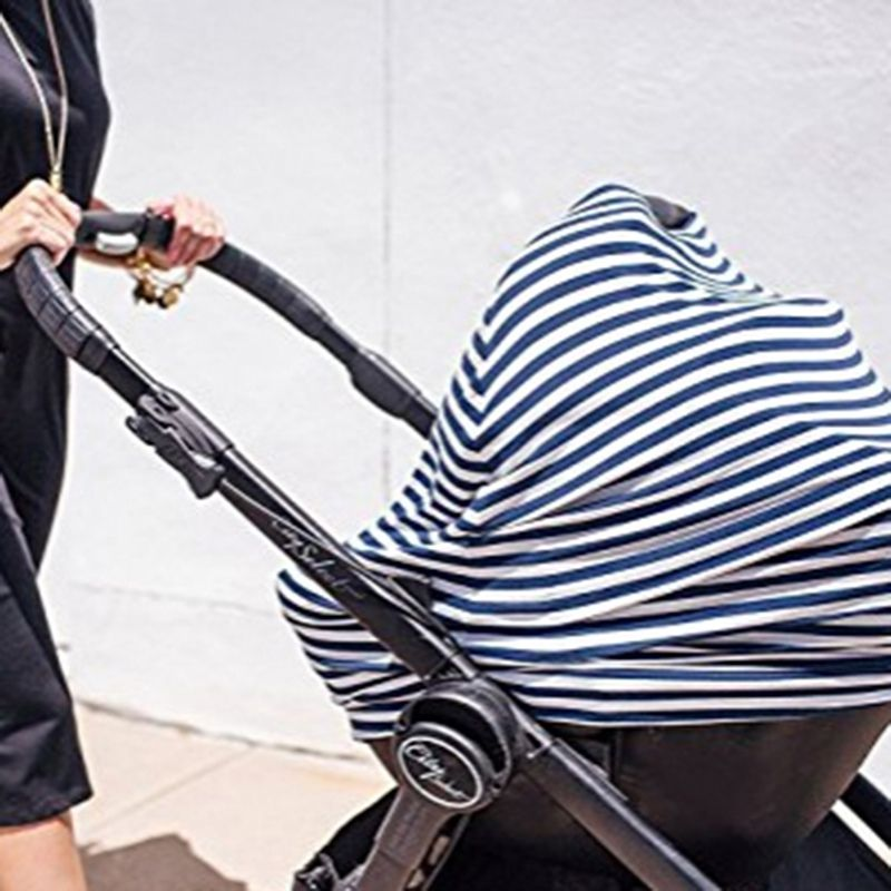 Baby Stroller Armrest Accessories Armrest Cover Protection Stroller Large Rotary Gloves Oxford Washable For Stroller Mother & Kids