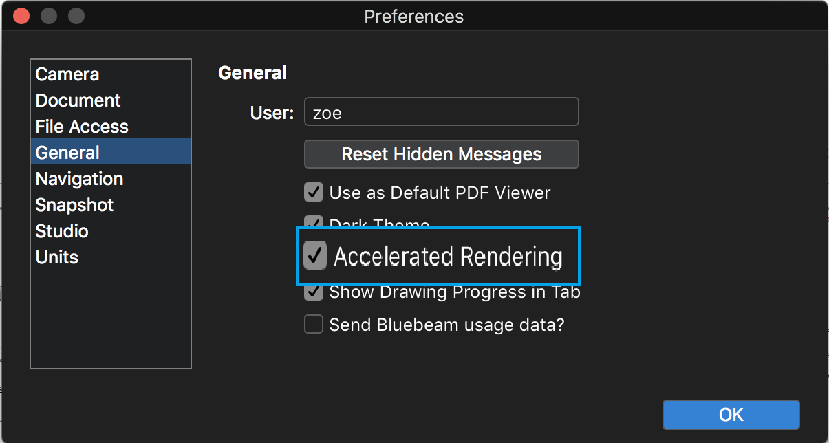 Bluebeam Revu for Mac 2 0 is built around an all-new