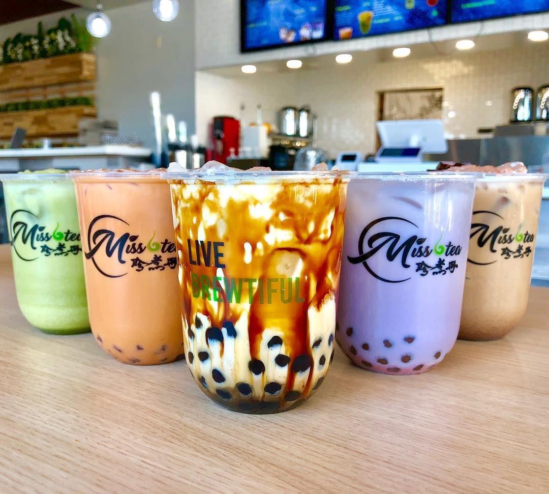 Moe Is All Over On Instagram Tacotuesday Or Teatuesday Yelpoc Tea Coffee Bubbletea Drinks Nomnom Fullerton Miss Bubble Tea Mi Tea Flavors