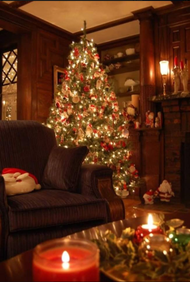 Pin By Jh On Christmas Trees Inside Beautiful Christmas Trees Christmas Lovers Christmas Wallpaper