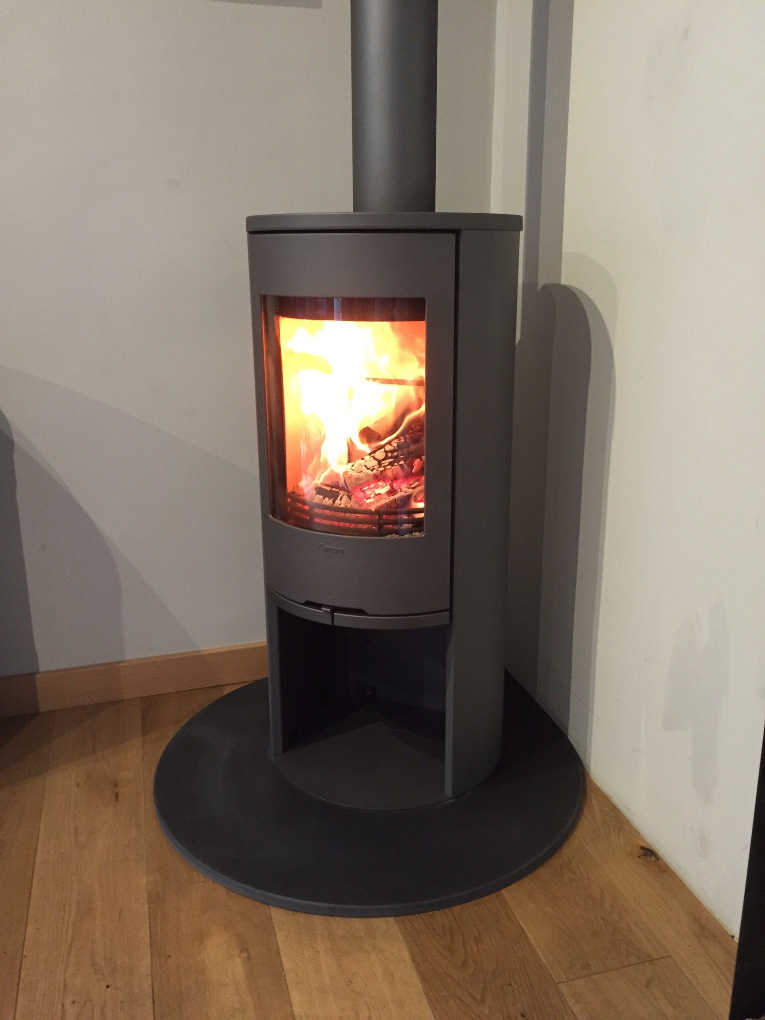 Cucina A Gas 45x50 The Brand New Contura 510 Style Recently Fitted Into Our Monmouth