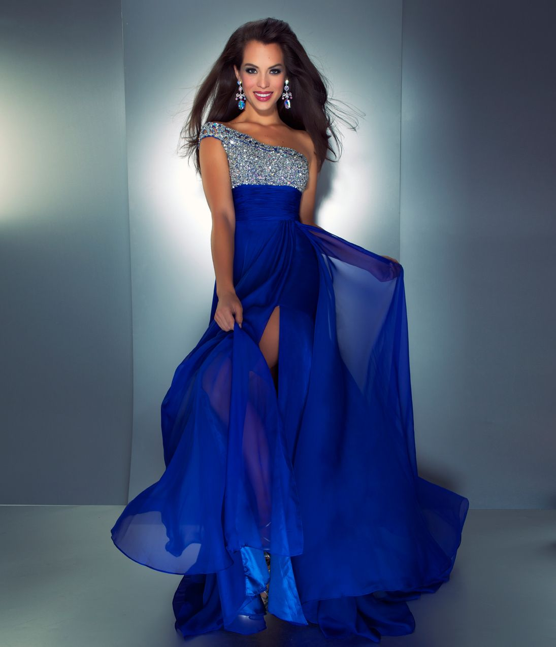Collection Prom Dresses Royal Blue Pictures - Reikian