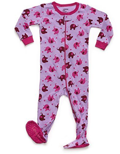 29bed03f9 Leveret Elephant Footed Pajama 12-18 Months
