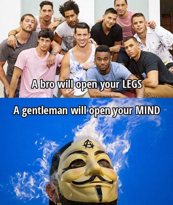 Nice Guy Meme Fedora