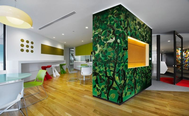 Office Decor Vibrant Sherwin Williams Interior Design In Malaysia